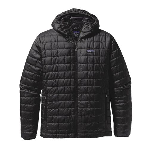 Patagonia Men's Nano Puff® Hoody Black